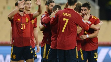 Photo of 3 لاعبين من برشلونة ولاعب وحيد من ريال مدريد في قائمة إسبانيا لخوض تصفيات كأس العالم