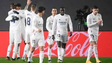 Photo of غيابات بالجملة وضم وجوه جديدة – قائمة ريال مدريد الرسمية ضد ألكويانو