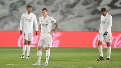 Photo of بـ 17 لاعبًا فقط و3 حراس و2 من الكاستيا – قائمة ريال مدريد لمباراة هويسكا