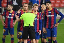 Photo of غيابات عديدة أبرزها ميسي – قائمة برشلونة لمواجهة كورنيلا في كأس إسبانيا