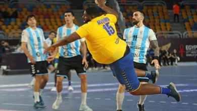 Photo of وزنه 110 كجم .. من هو اللاعب جوتيه موفمبي الذي خطف الأنظار في كأس العالم لكرة اليد؟