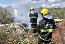 Photo of حادث مروع.. مصرع رئيس نادي برازيلي و 4 لاعبين في تحطم طائرة