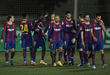 Photo of تقييم لاعبي برشلونة بعد الفوز على كورنيلا في كأس الملك