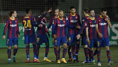 Photo of الكشف عن نتيجة مسحة لاعبي برشلونة بعد إصابة ثنائي كورنيلا بكورونا
