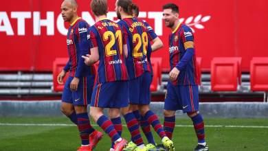 Photo of تشكيل برشلونة أمام أوساسونا في الليجا