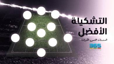 Photo of ليس صلاح.. نجم عربي في التشكيل الأفضل في الدوريات الكبرى هذا الأسبوع
