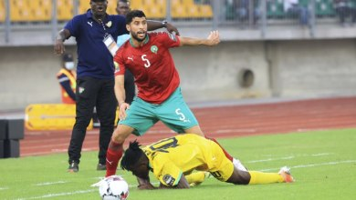 Photo of رقم مميز لنجم الوداد بعد مشاركته مع منتخب المغرب
