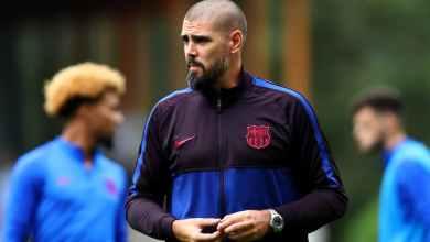Photo of فيكتور فالديز يعود إلى برشلونة