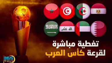 Photo of مواجهات نارية لمصر والسعودية – تعرف على نتيجة قرعة كأس العرب للمنتخبات 2021