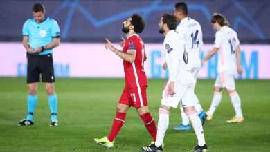 Photo of الكشف عن موقف رباعي ريال مدريد المصاب من مواجهة ليفربول