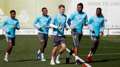 Photo of تدريبات ريال مدريد تحمل أخبارًا سيئة لزيدان قبل مواجهة ليفربول