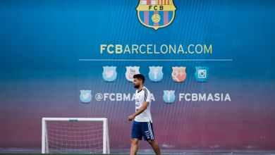 Photo of أول تعليق من سيرجيو أجويرو بعد انتقاله لبرشلونة