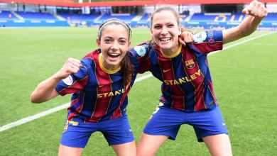 Photo of رسميًا – سيدات برشلونة تطيح بباريس سان جيرمان ويتأهلن لنهائي دوري أبطال أوروبا