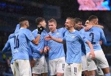 Photo of فيديو – احتفالات صاخبة في غرفة ملابس مانشستر سيتي بعد أول تأهل لنهائي دوري أبطال أوروبا