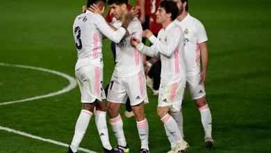 Photo of قائمة ريال مدريد الرسمية لمباراة غرناطة – غيابات عديدة وضم 3 مدافعين فقط