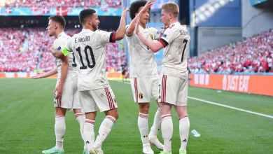 Photo of فيديو – أهداف مباراة بلجيكا والدنمارك في يورو 2020
