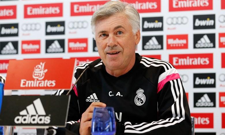 كارلو أنشيلوتي - ريال مدريد