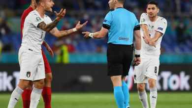 Photo of فيديو – حالة نادرة في ملاعب كرة القدم.. تسلل من ضربة ركنية في مباراة إيطاليا وتركيا