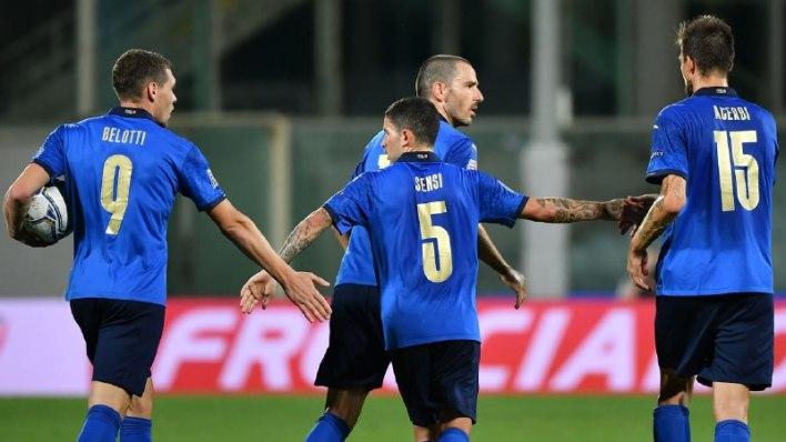 سينسي - منتخب إيطاليا