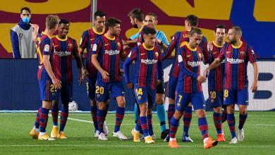 Photo of بعد تألقه في يورو 2020 – فالنسيا يستعد لخطف مهاجم برشلونة
