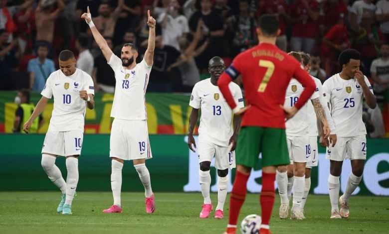 Photo of فيديو – أهداف مباراة فرنسا والبرتغال في يورو 2020