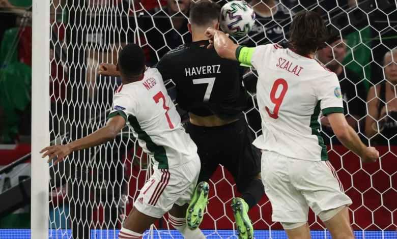 Photo of فيديو أهداف مباراة ألمانيا والمجر في يورو 2020