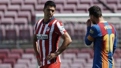 Photo of سواريز يعلق على انتقال أجويرو إلى برشلونة