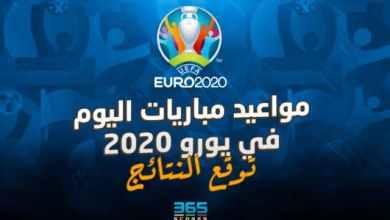 Photo of توقع نتيجة وموعد مباراة إيطاليا وإنجلترا اليوم في نهائي يورو 2020