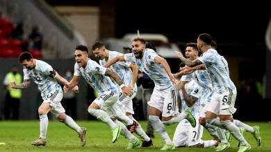 Photo of فيديو – كاميرا خاصة على ميسي وحرب نفسية من مارتينيز تسببت في فوز الأرجنتين بركلات الترجيح