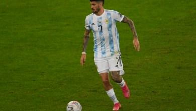 Photo of عاجل ورسميًا – أتلتيكو مدريد يضم نجم منتخب الأرجنتين