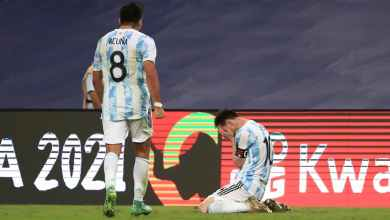 Photo of فيديو – كاميرا خاصة ترصد بكاء ميسي بعد فوز الأرجنتين بكوبا أمريكا