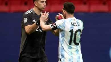 Photo of بسبب سوء السلوك – نجم الأرجنتين مهدد بالإيقاف قبل مواجهة البرازيل