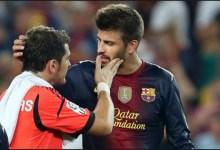 Photo of كاسياس يسخر من بيكيه ومدافع برشلونة يرد: بيريز من قال عنك أحمق!