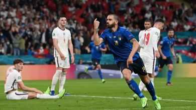 Photo of فيديو.. بعد التتويج بلقب يورو 2020 – نجم منتخب إيطاليا يسخر من بوجبا ورونالدو