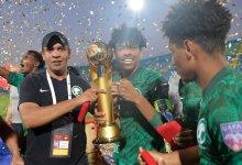 Photo of منتخب السعودية يحصد لقب كأس العرب للشباب
