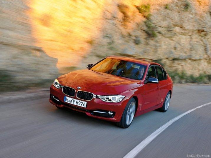 BMW Série 3 2012