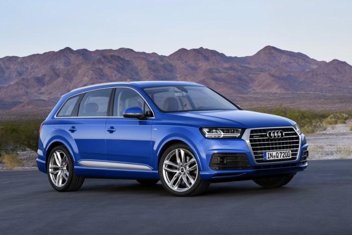 nouveau Q7 - 2015 chez Audi