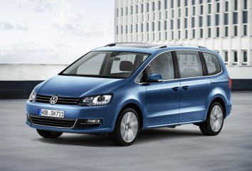 Volkswagen Sharan 2015 en 7 places