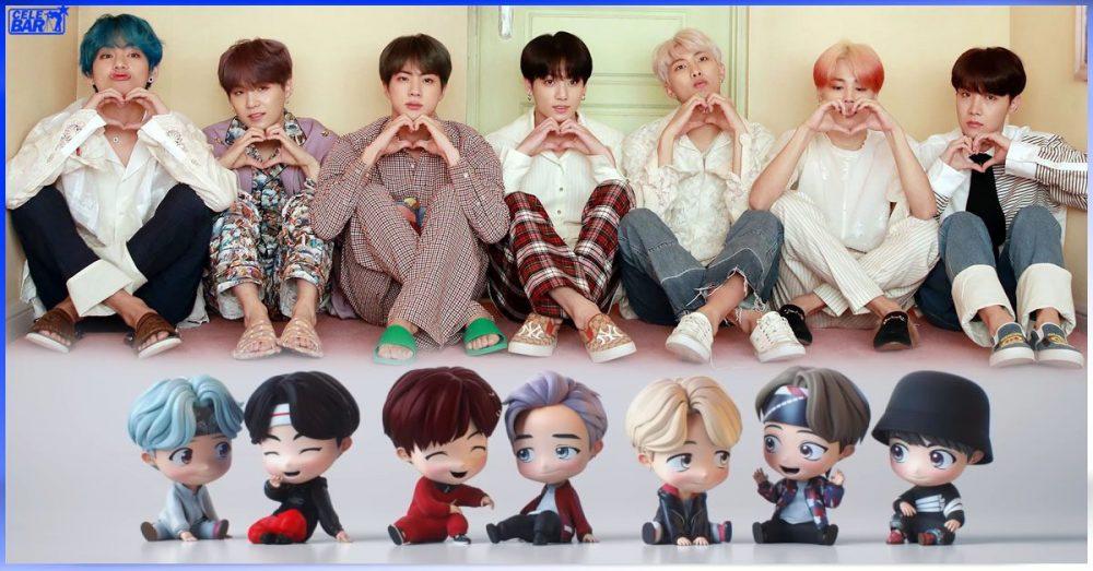 BTS အဖွဲ့ဝင် (၇) ယောက်နဲ့ သူတို့ကြောက်တတ်တဲ့ အရာများ