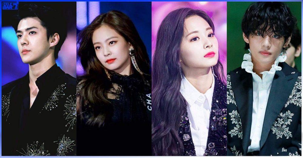SM, YG, JYP, HYBE စတဲ့ Company အသီးသီးရဲ့ Visual ကိုယ်စားပြု Kpop Idol များ