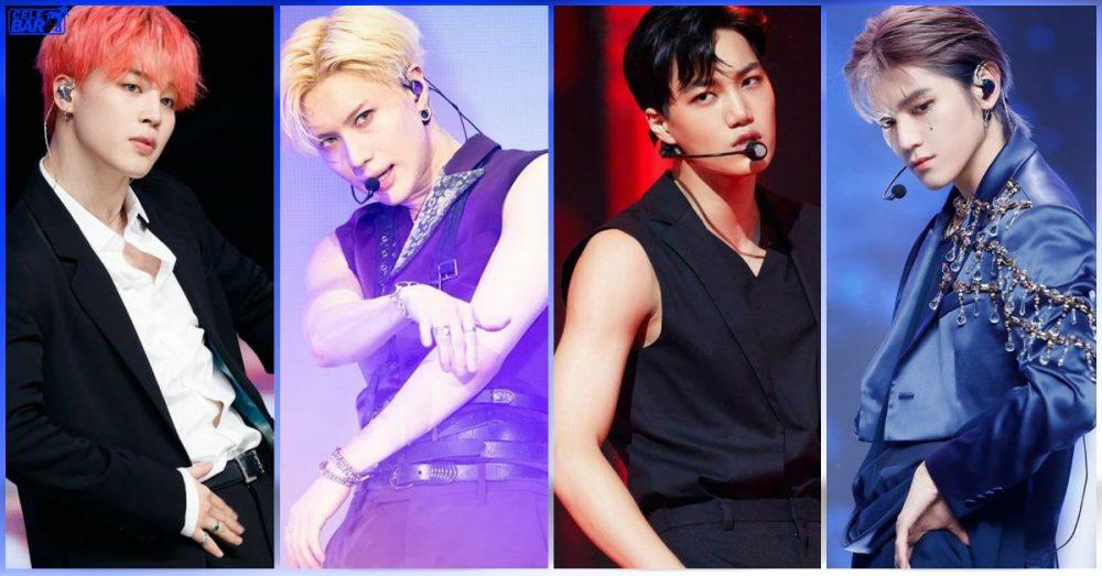 Dispatch က ရွေးချယ်ခဲ့တဲ့ ၂၀၂၁ ခုနှစ်အတွက် အကောင်းဆုံး ယောကျ်ားလေး K-Pop Idol Main Dancer ၈ ဦး