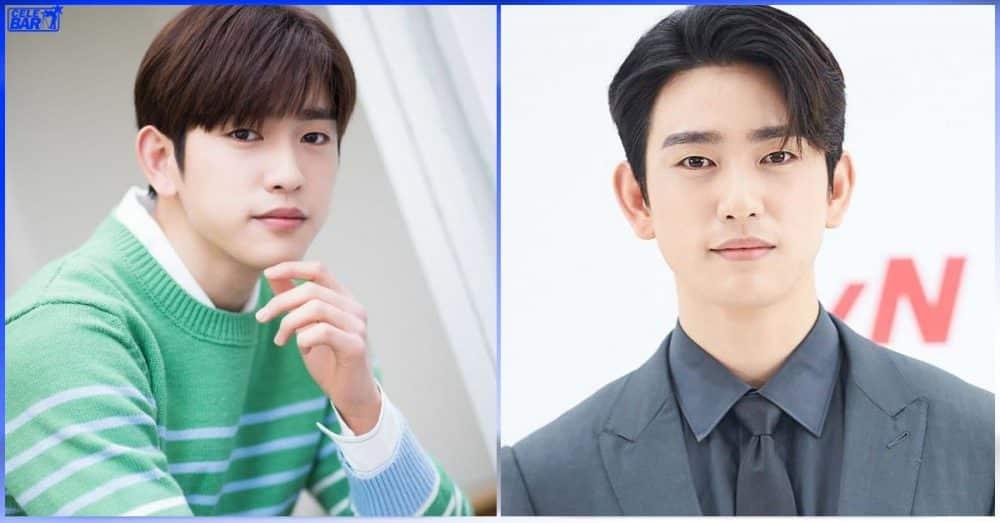 """စိတ်ကူးယဉ်အက်ရှင်ဇာတ်ကားသစ် """"High Five"""" ကို စတင်ရိုက်ကူးနေပြီဖြစ်တဲ့ GOT7 အဖွဲ့ဝင် Jinyoung"""