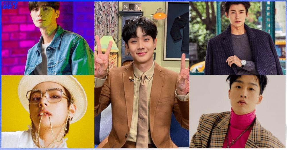Choi Woo Shik ရဲ့ Fan Meeting မှာ လာရောက်အားဖြည့်ပေးခဲ့ကြတဲ့ Wooga Squad
