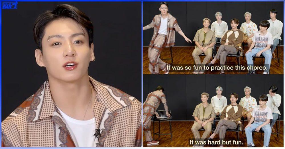 ARMY တွေ ရှေ့မှာ အဖျော်ဖြေချင်ဆုံးသီချင်းကို ရွေးချယ်ပြောပြခဲ့တဲ့ အငယ်ဆုံးလေး Jungkook