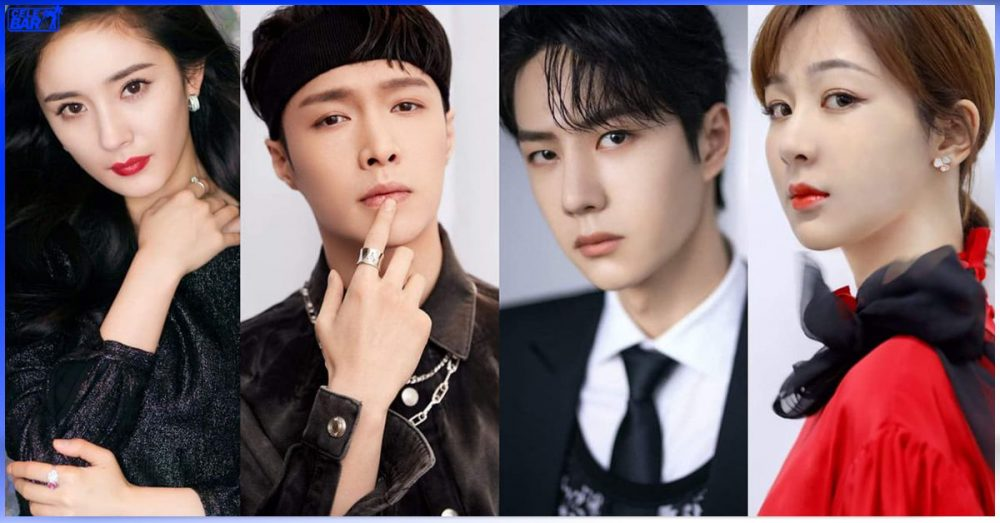 Forbes China ကနေဖော်ပြလိုက်တဲ့ ၂၀၂၁ အတွက် Top (10) စာရင်းဝင် ထိပ်တန်းအနုပညာရှင် (၁၀)ဦး