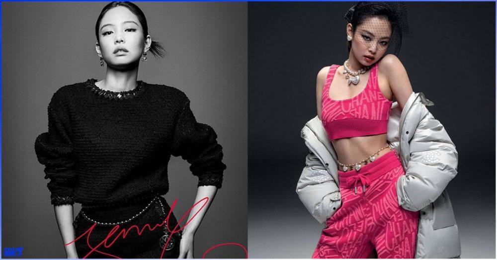 """""""Chanel"""" ရဲ့ Winter collection အသစ်အတွက် Model ဖြစ်လာပုံနဲ့ ပက်သက်ပြီး Jennie ရဲ့ ရင်တွင်းစကား"""