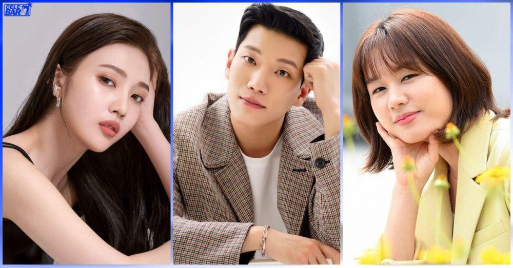 ကွဲထွက်နေတဲ့ဇာတ်ညွှန်းတစ်ခုကို အတူရိုက်ကူးကြမယ့် Kim Kyung Nam, Joy နဲ့ Ahn Eun Jin