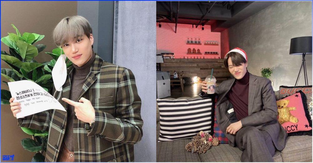 Netflix က ရိုက်တဲ့ Korean Variety show မှာ ပါဝင်အုံးမဲ့ EXO အဖွဲ့ဝင် Kai