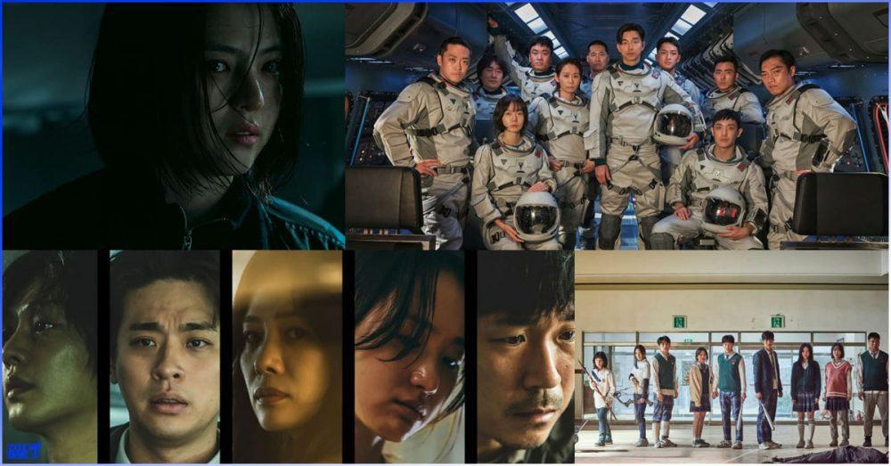 ၂၀၂၁ နှစ်ကုန်နဲ့ ၂၀၂၂ နှစ်စမှာ Netflix ကနေ ရိုက်ကူးထုတ်လွှင့်ပြသသွားမယ့် ကိုရီးယားဇာတ်လမ်းတွဲ (၆) ခု