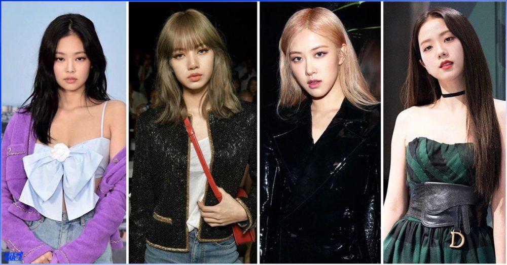 BLACKPINK member အကုန်လုံး ပွဲတက်မဲ့ 2021 ခုနှစ်ရဲ့ 'Paris Fashion Week'